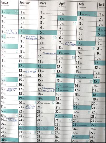Futterumstellung Kalender - www.kuehe-gesund-fuettern.de